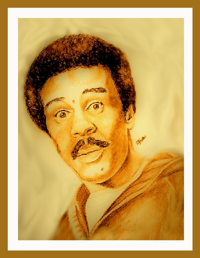 Richard Pryor by Christine